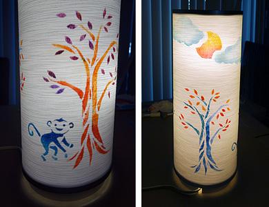 lampdone